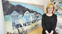 Award-winning Henley artist is opening her studio to the public