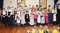 Pupils go back to Victorian era