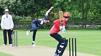 Seam bowler Rogers selected for county's elite player group