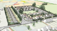 Developer submits plans for 84 homes