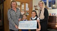 Run raises £4,600 towards school playground surfacing