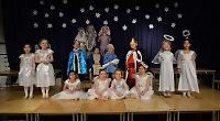 Rupert House school nativity