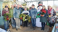 Charity nets £800 from wreath sales