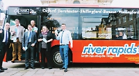 Henley to Oxford bus launched