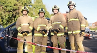 Four new recruits could lift fire station closure threat