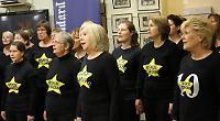 Living Advent Day 7: Rock choir raises the roof