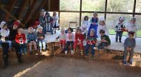 Ipsden Nursery nativity
