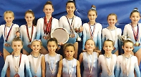Kennylands gymnasts shine at individual competition
