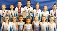 Kennylands gymnasts shine at individual competition