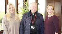School donates £5,500 to two charities