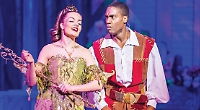 Panto pulls out all the stops to keep whole family entertained