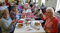 Free meal and music for over-sixties
