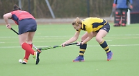 Metcalfe is hat-trick hero for amber and blues
