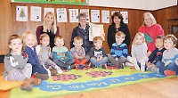 Pre-school boss leaves 11 years after starting as cover
