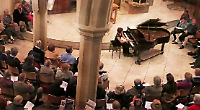 Concert pianist is keyed up for New Year recitals