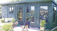 What to look for when you're buying a garden room