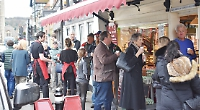Tills were ringing for Christmas, says shops