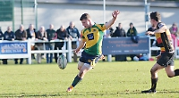 Foresters forwards floor Henley Hawks as they complete double