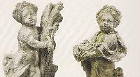 Cherub statues stolen in second garden invasion