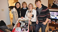 Mum wins hamper for second time