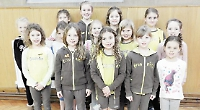 Henley 3rd Brownies