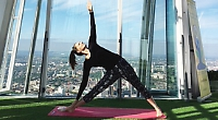 Yoga retreats that aim to leave you feeling on top of the world