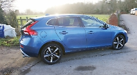 Smallest Volvo given top marks by new car testers