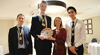 School takes the honours in public speaking contest