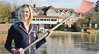 Thornley named second female captain of Leander Club in 200-year history