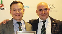 Club's development project receives runners-up award