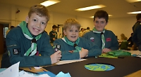 Scouts make animation film to explain what they do