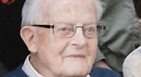 Sqn Ldr Tom Jones — February 15, 1913 to January 5, 2018
