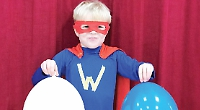 Birthday boy foregoes gifts to help WaterAid