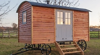 Huts can be fully customised to meet your needs