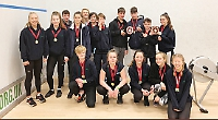 Gillotts lead the way at indoor rowing county finals