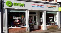 Shoppers back Oxfam shops despite scandal