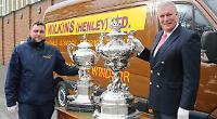 Cups return for club celebration