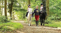 Equestrian centre welcomes all ages and abilities