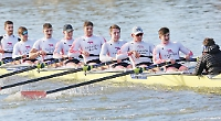 Host club bag most wins at fours and eights head