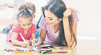 Draw a picture of your mum and win her a Mother's Day makeover