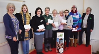 WI donates £900 to community groups