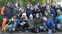 'Zombie run' raises cash for charity