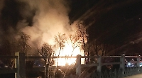 Firefighters save £2.8m house on river in thatched roof blaze