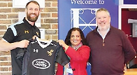 Academy celebrates 150 years of rugby