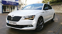 Downsized Skoda bristles with up-to-date technology