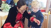Nursery celebrates Chinese New Year