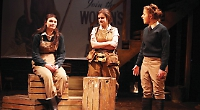 Wartime drama brings out the best in young actors