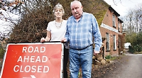 Landlord demands compensation for lost trade caused by roadworks