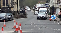 Roadworks have hit business, say traders