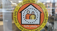 'Safe places' where vulnerable people can seek help